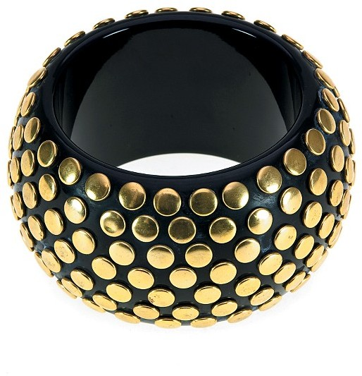 Therapy Stud wide bangle