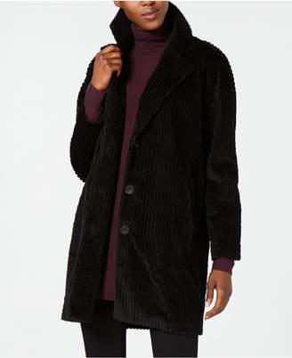 Eileen Fisher Stand-Collar Coat