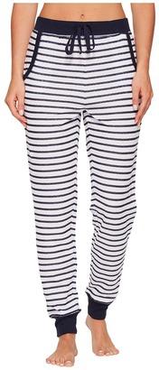 Jane & Bleecker - Double Faced Knit Jogger Pajama Pants Women's Pajama $44 thestylecure.com