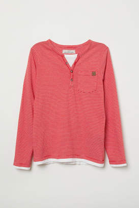 H&M Henley top