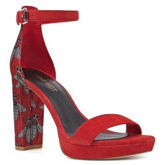 Dempsey Open Toe Sandals $89 thestylecure.com