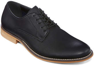 Jf J.Ferrar JF Swartz Mens Lace-Up Dress Derby Shoes