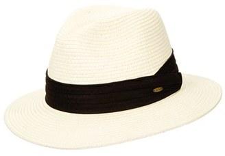 Men's Scala Safari Hat - White $35 thestylecure.com