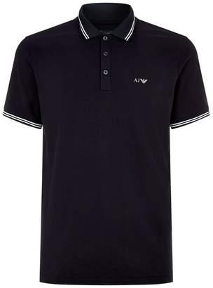 Armani Jeans Classic Fit Polo Shirt