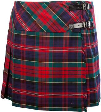 iluv Ladies Billie Skirt Kilt Pure Wool Tartan