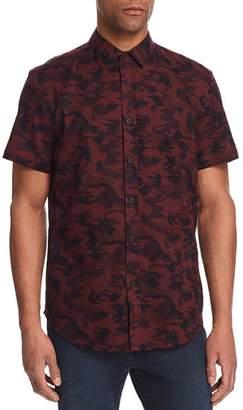 Sovereign Code Stromsburg Print Regular Fit Button-Down Shirt