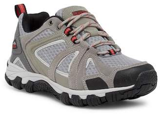 Pacific Trail Lava Suede Hiking Shoe