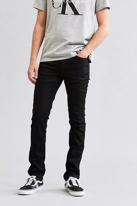 Calvin Klein Black Stretch Skinny Jean $79 thestylecure.com