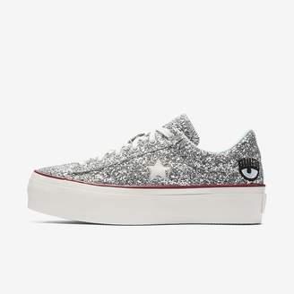 Converse x Chiara Ferragni One Star Platform Low Top Women's Shoe