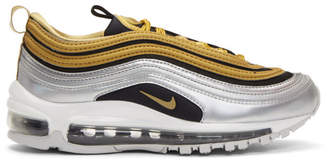 Nike Gold Air Max 97 SE Sneakers