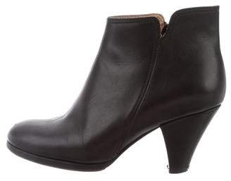 Hope Round-Toe Ankle Boots