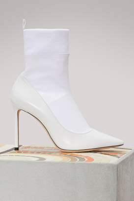 Jimmy Choo Brandon 100 ankle boots