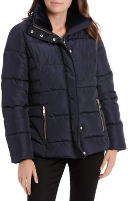 Straight Quilted Jacket