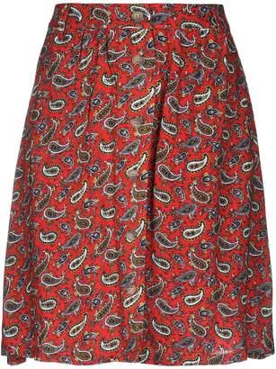 American Vintage Knee length skirts - Item 35404384AU