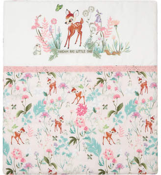 Disney Bambi Crib Bumper and Quilt