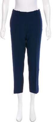 Nellie Partow High-Rise Colorblock Pants