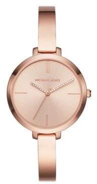 Michael Kors Jaryn Slim Stainless Steel Bracelet Watch