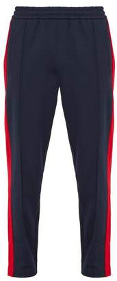 Rag & Bone Club Side Striped Track Pants - Mens - Navy