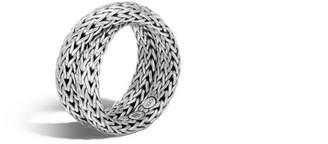 John Hardy Classic Chain Overlap Ring