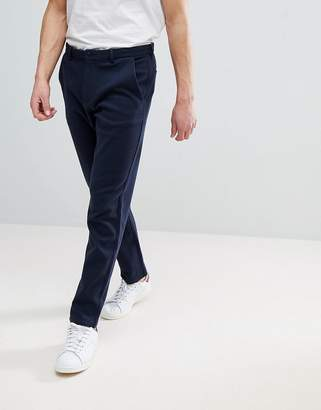 Selected Jersey Pants In Slim Fit