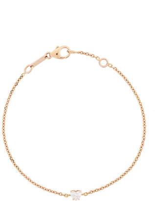 Anita Ko 18kt rose gold and diamond Heart Chain bracelet