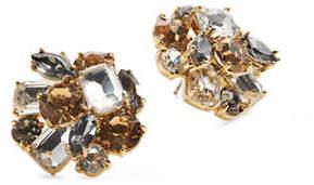 Kate Spade Crystal Cluster Stud Earrings