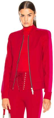 Unravel Mil Jersey Spalline Jacket