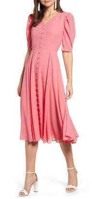 Rachel Parcell Romantic Dress