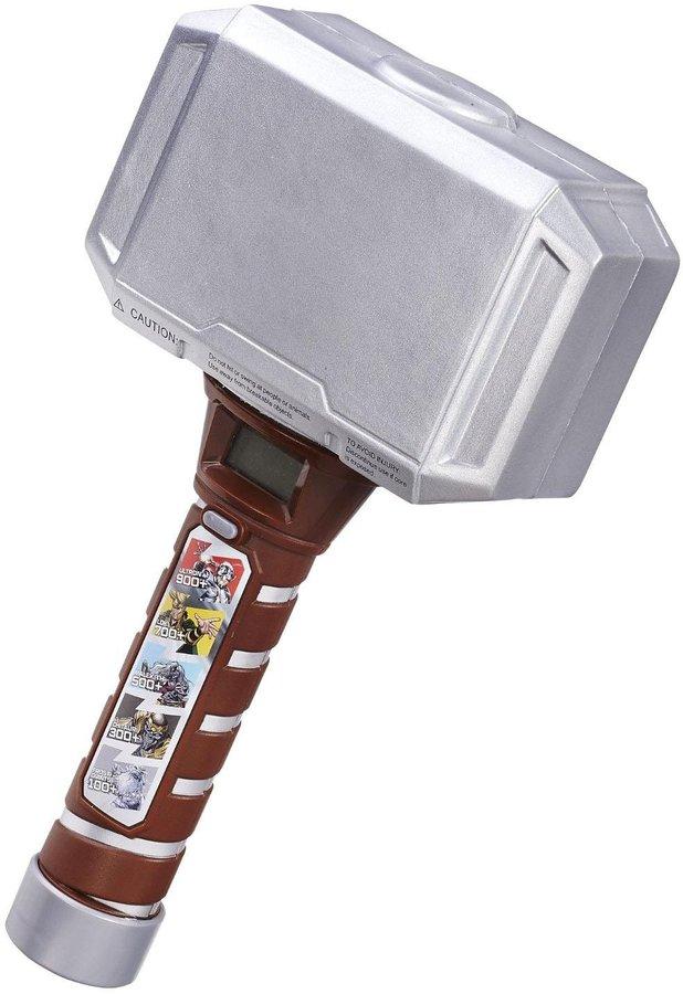 Avengers Thors Hammer Game