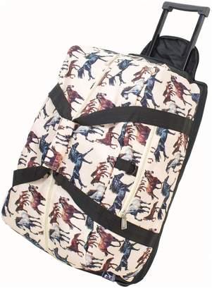 Wildkin Horse Dreams Good Times Rolling Duffel Bag - Kids
