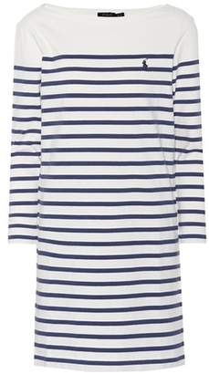 Polo Ralph Lauren Striped cotton T-shirt dress