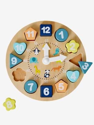 Vertbaudet Wooden Educational Clock