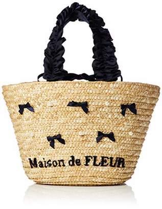 e01259b91998 Maison de Fleur (メゾン ド フルール) - [メゾン ド フルール] フリルハンドル