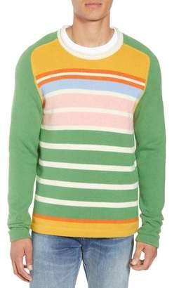 Frame Classic Fit Camp Crewneck Sweater