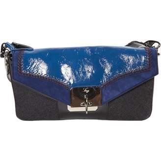 Fay Multicolour Patent leather Handbag
