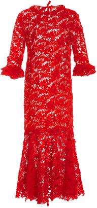 Johanna Ortiz M'O Exclusive Cabo Rojo Lace Dress