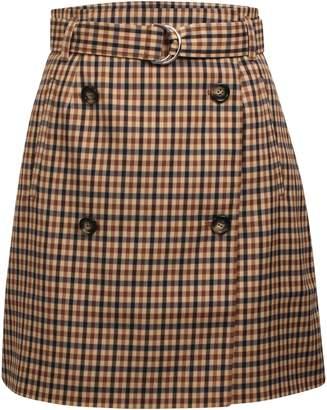 Baum und Pferdgarten It Takes A Family Stacia Plaid Skirt