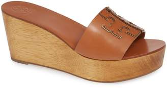Tory Burch Ines Wedge Slide Sandal