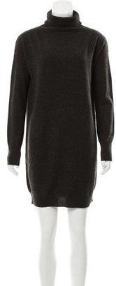 Inhabit Cashmere Sweater Dress w/ Tags $175 thestylecure.com