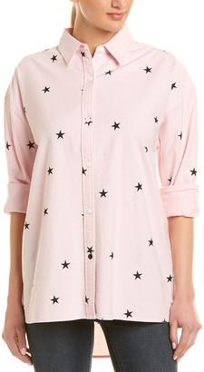 Current/Elliott The Mira Star Shirt