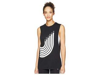 adidas Track Muscle Tank Top
