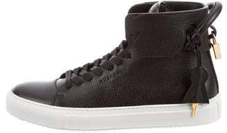 Buscemi 125mm High-Top Sneakers w/ Tags