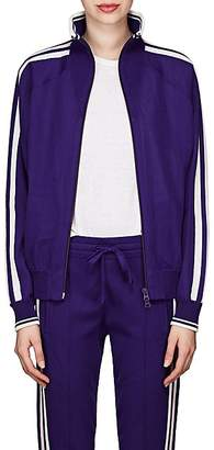 Etoile Isabel Marant Women's Darcey Striped Track Jacket - Purple
