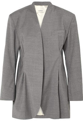 Totême Wool-blend Blazer - Gray