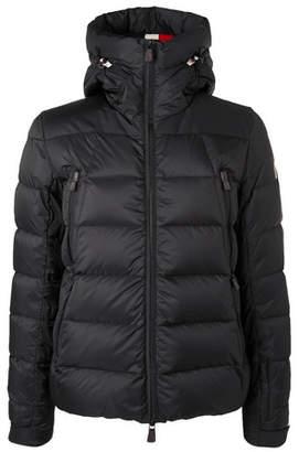 Moncler Camurac Hooded Down Ski Jacket