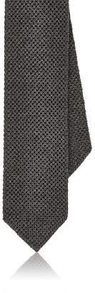 Brunello Cucinelli Men's Silk Knit Necktie $325 thestylecure.com