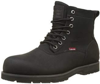Levi's Men's Logan Ca Desert Boots, (Brillant Black 60)