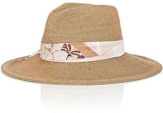 Albertus Swanepoel Women's Vanessa Toyo Straw Hat