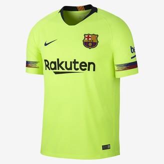 Nike 2018/19 FC Barcelona Stadium Away Men's Soccer Jersey