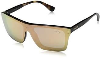 Ralph Lauren Ralph by Women's 0ra5231 Non-Polarized Iridium Rectangular Sunglasses